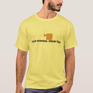 Camiseta A escola de cinema sai o t-shirt (para ir com o