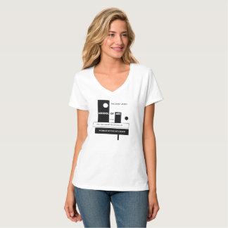 Camiseta A escola de St James da arte