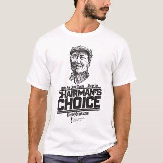 Camiseta A escolha do presidente
