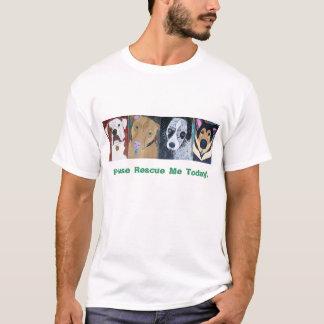 Camiseta A ESPERANÇA salva-me por favor hoje t-shirt