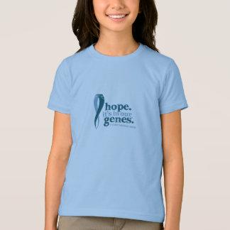 Camiseta A esperança T do miúdo