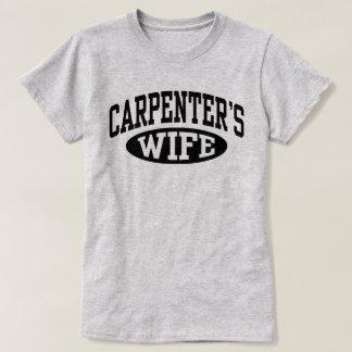 Camiseta A esposa do carpinteiro
