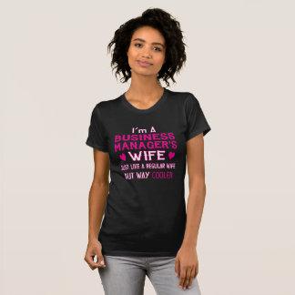 Camiseta A esposa do director empresarial