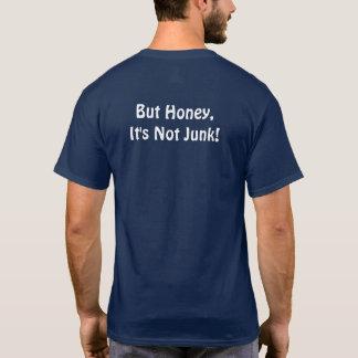 Camiseta A esposa não diz não mais sucata!  2