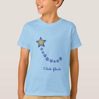 Camiseta A estrela de tiro caçoa o t-shirt