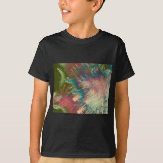Camiseta A estrela explode