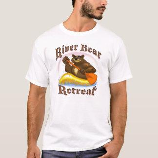 Camiseta A etapa para fora aventura-se