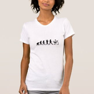 Camiseta a evolução do arquiteto