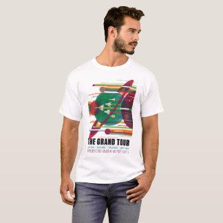 Camiseta A excursão grande (de nosso sistema solar)