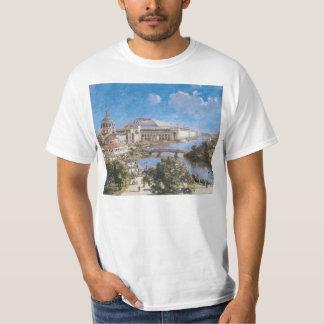 Camiseta A exposição colombiana do mundo por Theodore
