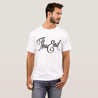 Camiseta A extremidade é Nigh