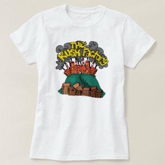 Camiseta A fábrica de Kush