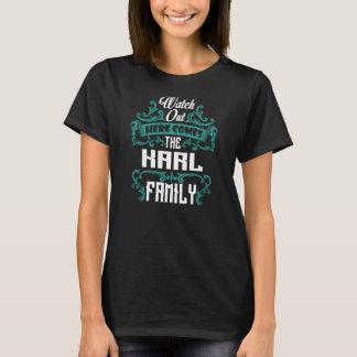 Camiseta A família de KARL. Aniversário do presente