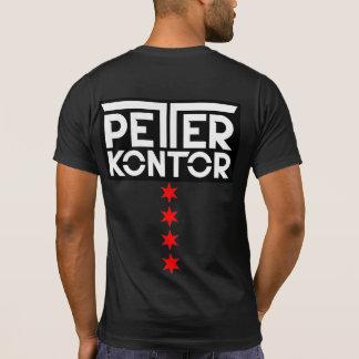 Camiseta A família do Trance de Peter Kontor Chicago Stars