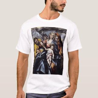 Camiseta A família santamente com St Mary Magdalen