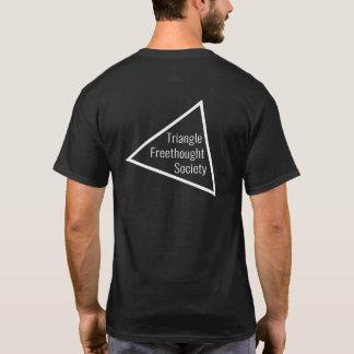 Camiseta A fé não é uma virtude (escura)