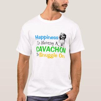 Camiseta A felicidade é….