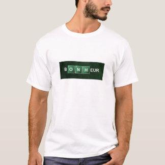 Camiseta A Felicidade é a vida!!!
