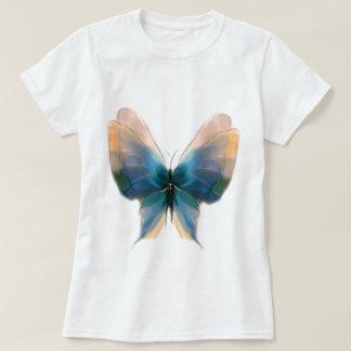 Camiseta A felicidade é uma borboleta