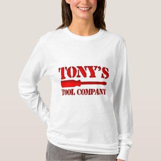 Camiseta A Ferramenta Empresa de Tony