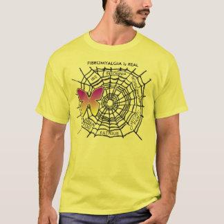 Camiseta A FIBROMIALGIA é REAL