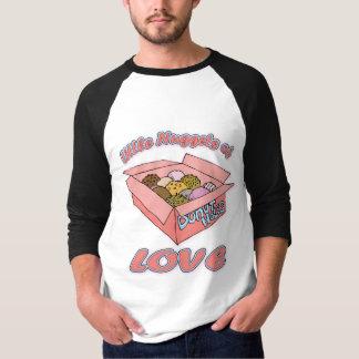 Camiseta A filhós/rosquinha fura pepitas pequenas do ~ do