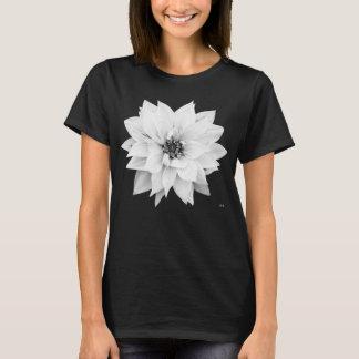 Camiseta A flor para as pétalas