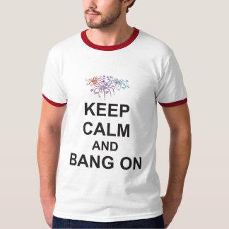Camiseta A fogueira noite t-shirt do 5 de novembro MANTEM A
