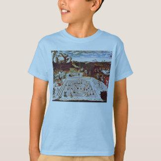 Camiseta A fonte de juventude por Cranach D. Ä. Lucas