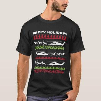 Camiseta A força aérea HH-60 pavimenta o t-shirt do falcão