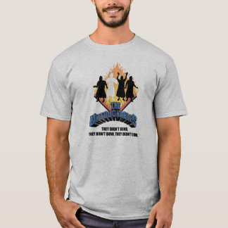 Camiseta A fornalha impetuosa