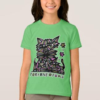 "Camiseta A ""fortuna engana"" o t-shirt americano do roupa"