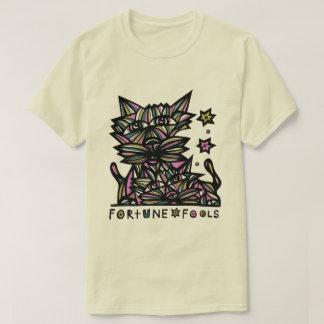 """Camiseta A """"fortuna engana"""" o t-shirt dos homens"""