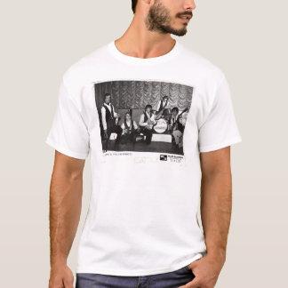 Camiseta A foto original da banda dos sherwoods