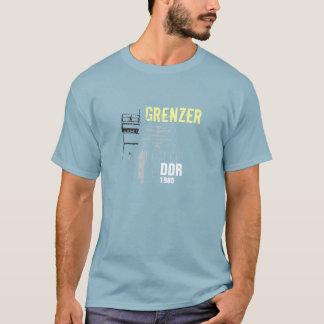 Camiseta A fronteira