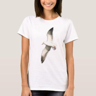 Camiseta A gaivota crescente de Helaine