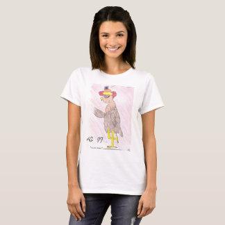 Camiseta a galinha sassy