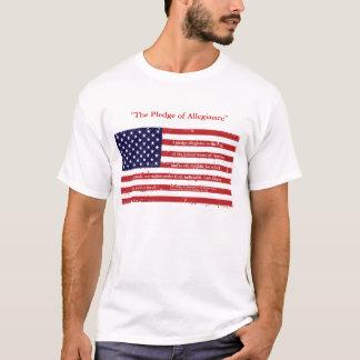 "Camiseta ""A garantia da fidelidade """