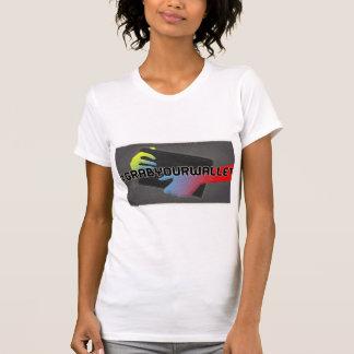 Camiseta A garra oficial seu t-shirt da carteira!