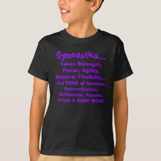 Camiseta A ginástica toma a força… - Personalizado