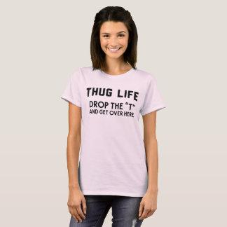 """Camiseta A gota da vida do vândalo o """"T"""" e obtem aqui"""