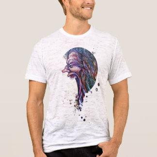 Camiseta A gota traseira