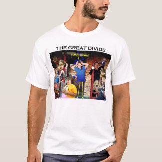Camiseta a grande partilha