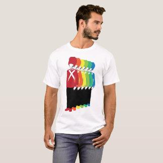Camiseta A guarda da rainha de Colourfull