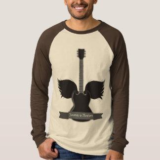 Camiseta A guitarra voa o t-shirt