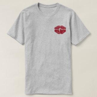 Camiseta A.H. Basebol Dickson TN. do Swatter de Dixie dos