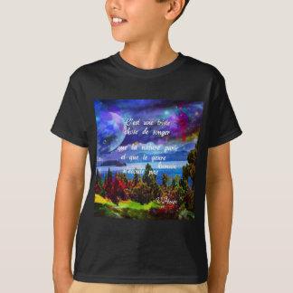 Camiseta A imaginação é uma ferramenta poderosa