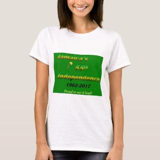 Camiseta A independência de Jamaica 55th (verde)
