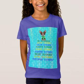 Camiseta A inspiração da paz de Petey