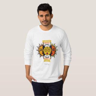 Camiseta A integridade traz a felicidade